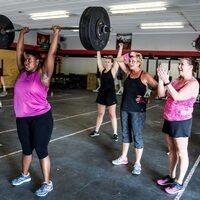 Webfoot CrossFit Workout