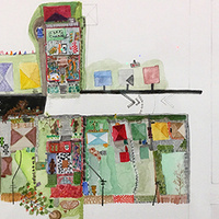 Rochester Americana: The Watercolors of Karal Ann Marling