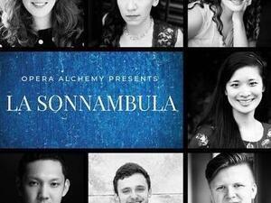 Opera Alchemy presents La Sonnambula