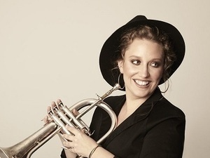 Shannon Gunn and the Bullettes featuring Rachel Therrien, trumpet