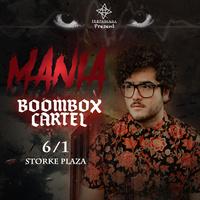 Mania ft. Boombox Cartel