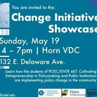 2nd Annual Change Initiative Showcase 2019