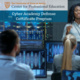 Cyber Academy Certificate Program Info Session