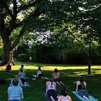 Yoga at the Village Green