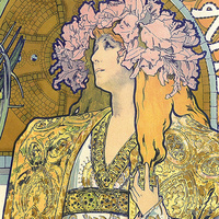 Alphonse Mucha: Master of Art Nouveau