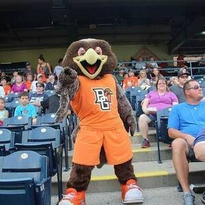 BGSU Night at the Mud Hens Game
