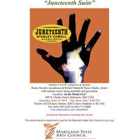 A Special Juneteenth Celebration w/ Jazz Pianist Stanley Cowell