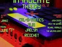 Im4kulate Th3ory Vol 2! Reggae, R&B, Hip Hop! No Cover!