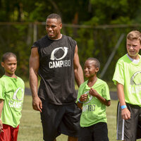 Rashad Jennings Camp 180--ACTIVITIES