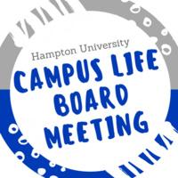 Campus Life Board Meeting