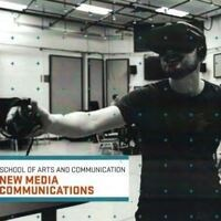 New Media Communications Open House