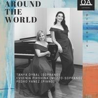 Opera Aeterna presents: Art Songs and Duets Around the World