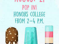 Honors College Pop In