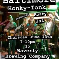 Baltimore Honky-Tonk Featuring Rusty Sal