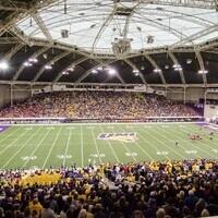 UNI Football vs. South Dakota