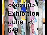 Script: Exhibition Opening