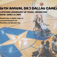 DK3 on 3 Wheelchair Basketball Tournament
