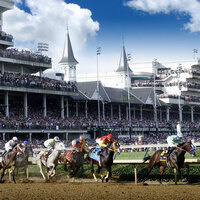USI Day at Churchill Downs