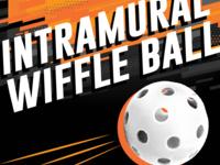 Intramural Wiffle Ball