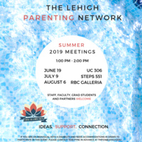 Lehigh Parenting Network Summer Meetings | Center for Gender Equity