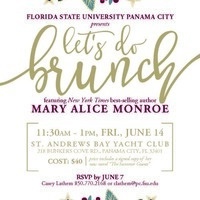 Let's Do Brunch with Mary Alice Monroe