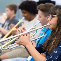 Pacific Music Camp, Junior Jazz Ensemble