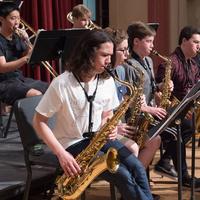Pacific Music Camp, Senior Jazz Ensembles & Choir