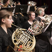 Pacific Music Camp, Senior Band & Orchestra
