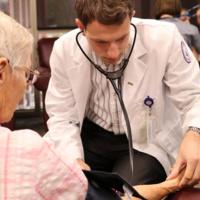 """50 & Better"" Senior Health Fair"