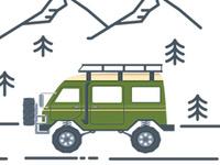 Adventure Van Weekend