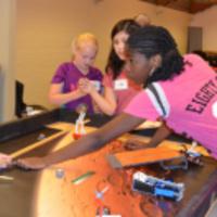 Introduction to Robotics Summer Camp