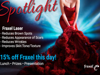 Contour Dermatology Fraxel Laser Lunch and Learn