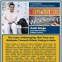 The Color of Belonging: Skin Tone and Attitudes Towards Ethnic Voting in India