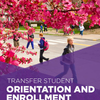 Orientation and Enrollment for transfer students