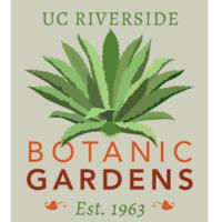 UCR Botanic Gardens Twilight Tour, 8/10/2019, 6:00-8:00 PM