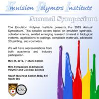 Emulsion Polymers Institute Annual Symposium | Physics