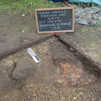 Ashes and Iron Blacksmith Shop Archaeological Digs