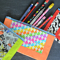 Art Explorers: Pencil Pouches