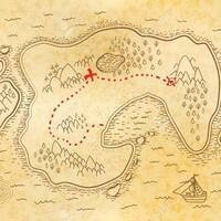 STEM @ Your Library:  Pirate Maps