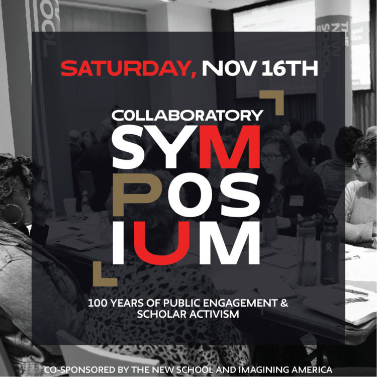 Collaboratory Centennial Symposium: 100 Years of S...