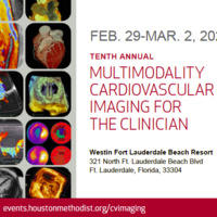 10th Annual Multimodality Cardiovascular Imaging for the Clinician