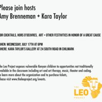 Special Evening: The Leo Project