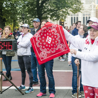 Welles Remy Crowther Red Bandanna 5K Run