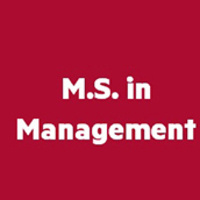 M.S. in Management Info Session