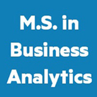 M.S. in Business Analytics Info Session
