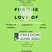 For the Love of: Comedy/Charity/Music