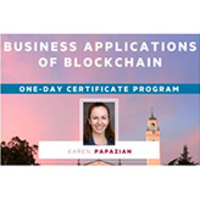 Business Applications of Blockchain: Executive Education course