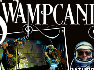 Swampcandy LIVE with Jimi HaHa