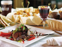 Food & Wine Pairing at Desmond's