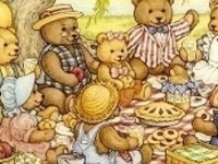 Musical Teddy Bear's Picnic